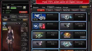 Crossfire EU satılık hesap 170 TL !