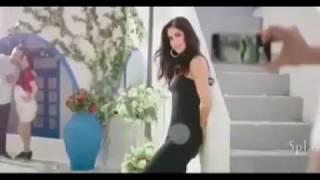Katrina Kaif and Salman Khan new Splash ad..