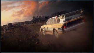 DiRT Rally 2.0 Deluxe Edition Первый запуск)))