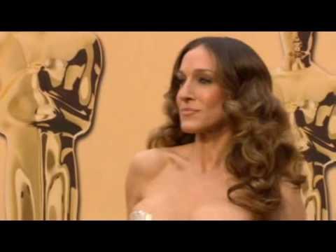 81st Annual Academy Awards Red Carpet: Sarah Jessica Parker