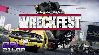 Wreckfest   Next Car Game   PC 4K Gameplay 2160p