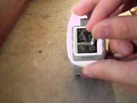 Hyundai w100 watch phone Part 3 (mp3-mp4 play)
