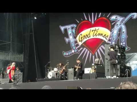 Elle King - Good To Be A Man @ Governors Ball 2016 Randall's Island NYC 6/3/16