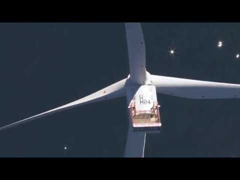 Walney Extension – the world's largest offshore wind farm in