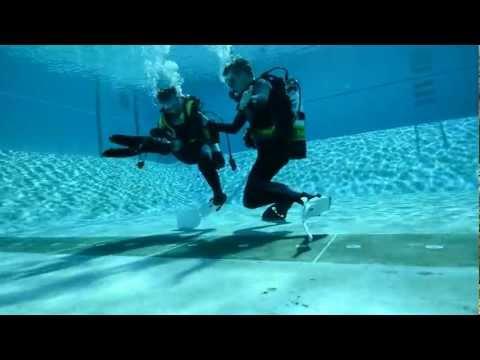 Perth Scuba Dive Master Stress Test