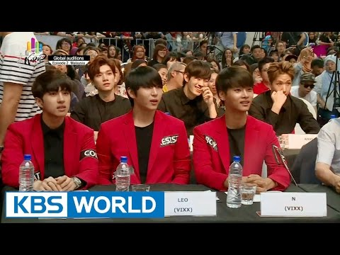 K-Pop World Festival Global Audition 2015 - Ep.2: Malaysia