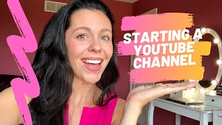 Starting a YouTube Channel ❤️ | How to Start a YouTube Channel | Youtube Beginners