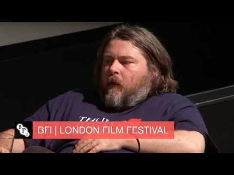 Ben Wheatley Screen Talk at the BFI London Film Festival 2016