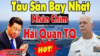 💥 Tàu Sân Bay Nhật Bản Nhấn Chìm Hải Quân Trung Quốc