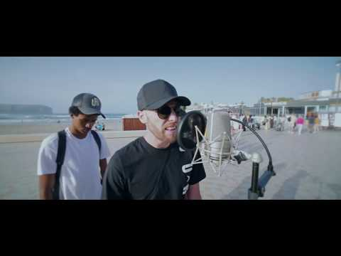 Gullypabs X #OFB (Bandokay & Double Lz) In Spain #Javea - OFFICIAL MUSIC VIDEO (PROD BY CHRIS RICH)