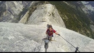 Half Dome Cable Ramp II (2014)