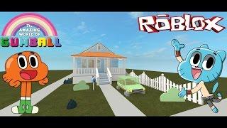 Roblox Amazing World Of Gumball - The Watterson House