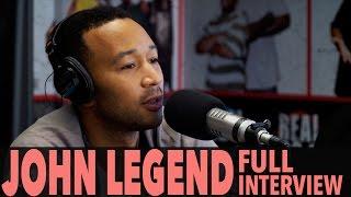 "John Legend on New Single ""Love Me Now"", Kim Kardashian, And More! (Full Interview) | BigBoyTV"