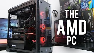 The AMD Build of 2016!! November PC of the Month