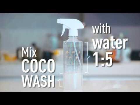 BMS Organics Coco Wash (Part 1)