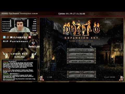 Diablo 2 - Ebugging my Elite Eth Armor!