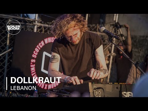 Dollkraut Band Boiler Room x Ballantine's True Music: Hybrid Sounds Lebanon DJ Set