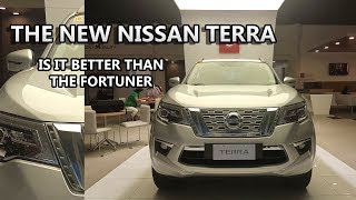 2018 Nissan Terra in depth tour/review. Is it better than the Fortuner/Montero? (Philippines)