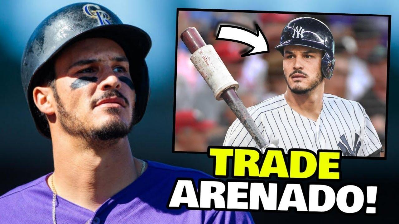 The Rockies Should Trade Nolan Arenado ASAP.. - YouTube