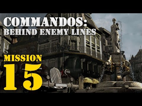 Commandos: Behind Enemy Lines -- Mission 15: The End of the Butcher