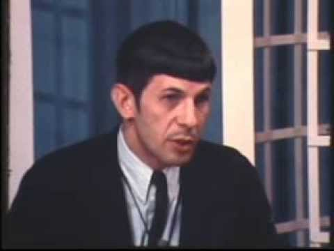 Interview with Leonard Nimoy (June 1967)