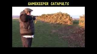 GAMEKEEPER CATAPULTS / HUNTING / SHOOTING / POACHING