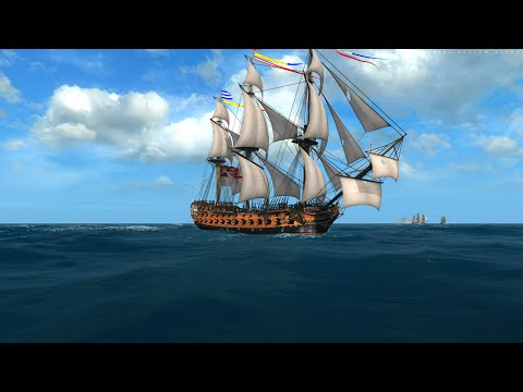 Naval Action - Fleet Battles - Clash of 3rd Rates