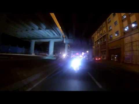 ACCIDENTAL ESCORT BY MANILA POLICE