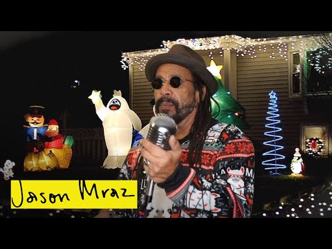 Toca Rivera Scats All Over Christmas | #Mrazland | Jason Mraz