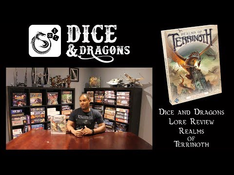 Dice and Dragons – Lore Review Realms of Terrinoth