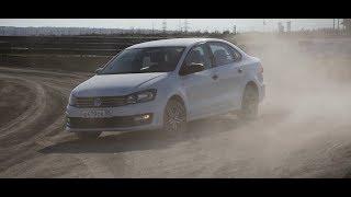 Автосалон Volkswagen в Грозном а также тест драйв Polo седан