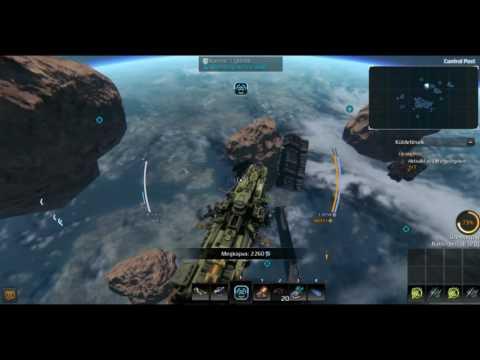 Star Conflict - Buying Destroyer rank 8