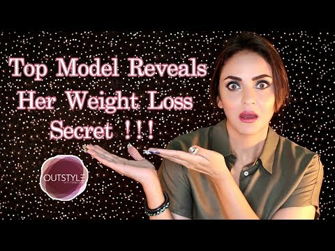 Diet & Workout Routine of Super Model Fouzia Aman For A Week Similar To Victoria's Secret Model