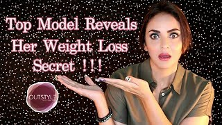 Weight Loss Secret & Diet Workout of Super Model Fouzia Aman Similar To Victorias Secret Model