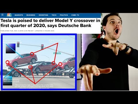 Tesla Model Y Coming Sooner Than Expected!