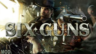 Six-Guns Gang Showdown Apk + Mod + Data v2.9.0h for Android in Hindi