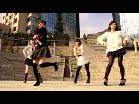 Watarirouka Hashiritai   Kanpeki Gu~ no ne Dance MIRRORED