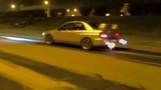Subaru STREET RACING!!