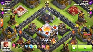 Clash of Clans | TH10 Goblin DE Farming!