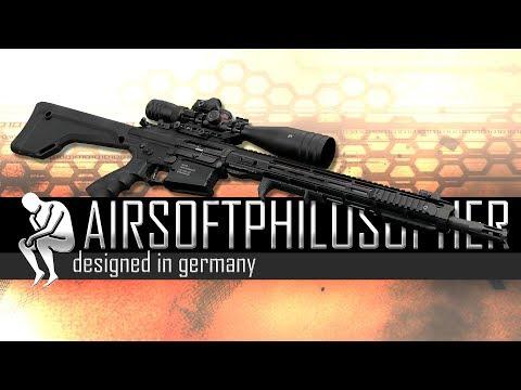 [Tech] Airsoftphilosopher Präzisionslauf inkl. HopUp Bucking/Gummi - 6mm Airsoft/Softair (German,DE)
