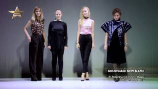 Показ    SHOWCASE NEW NAME, St Petersburg Fashion Week, Осень Зима  2016  17