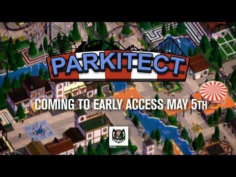 Parkitect 'Big Brother' Trailer