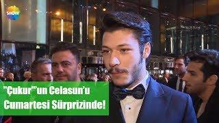 """""""Çukur""""'un Celasun'u Kubilay Aka Cumartesi Sürprizi'nde! Video"""