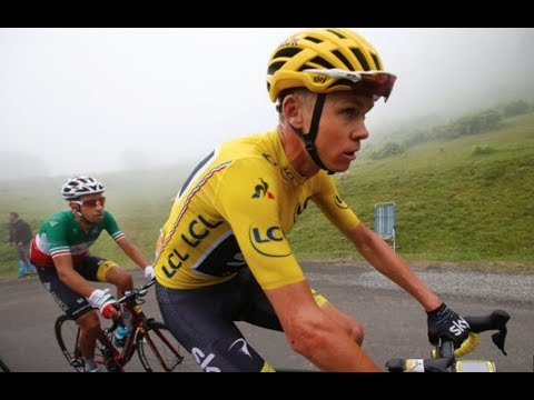 2017 Tour De France Stage 12 Chris Froome Cracks & Aru Takes Yellow