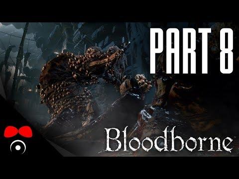 HLUBOKÝ LES! | Bloodborne #8