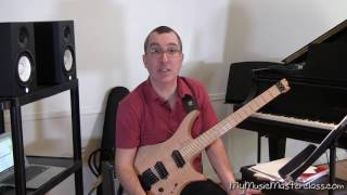 Gustavo Assis-Brasil - Jazz Guitar Lesson 4
