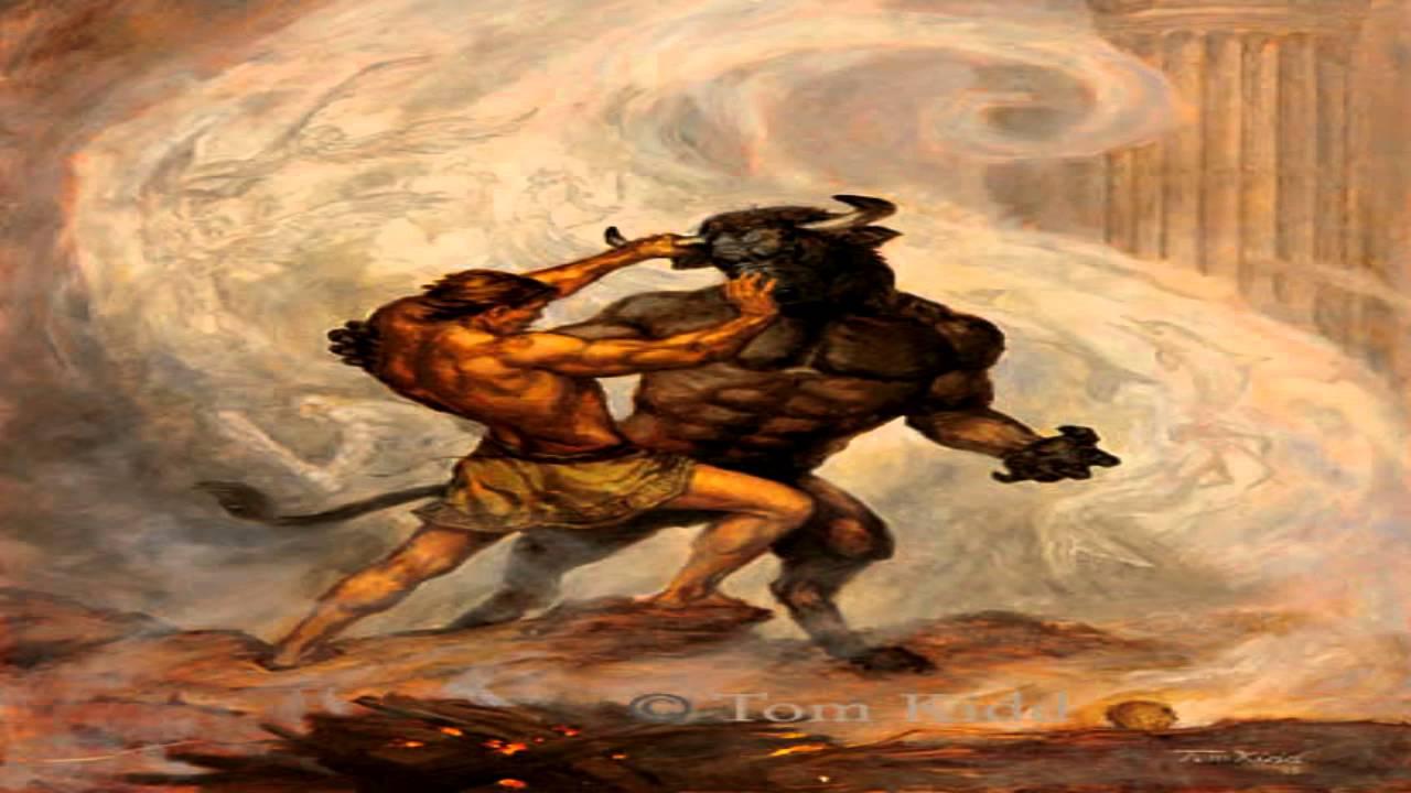Resultado de imagen para minotauro civilizacion minoica