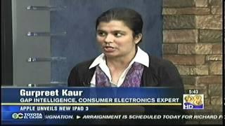 gap intelligence Gurpreet Kaur KFMB-TV  3-8-12 5am.mpg