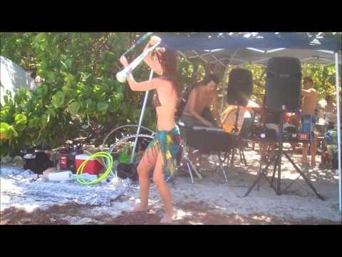 Pachanga Island Drum Circle & Bass Session II : CINCO D' MAYO 2012!