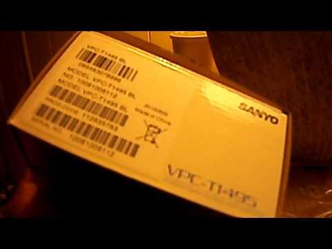 Sanyo VPC-T1495 Camera Review